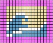 Alpha pattern #59718 variation #106120