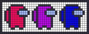 Alpha pattern #59892 variation #106127