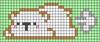 Alpha pattern #28624 variation #106313