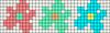 Alpha pattern #35808 variation #106344