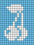 Alpha pattern #46385 variation #106370
