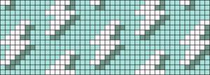 Alpha pattern #59815 variation #106374