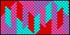 Normal pattern #10387 variation #106386