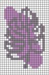 Alpha pattern #59790 variation #106415
