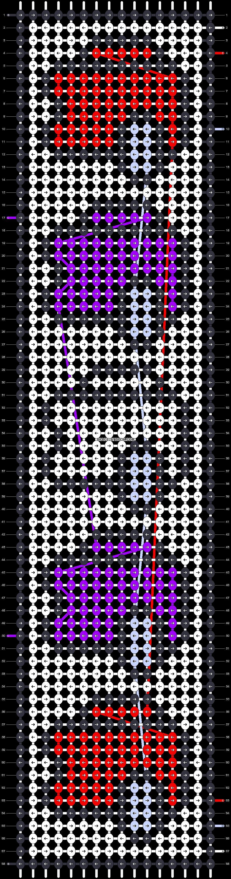 Alpha pattern #59887 variation #106439 pattern