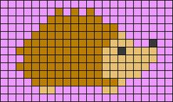 Alpha pattern #59278 variation #106443