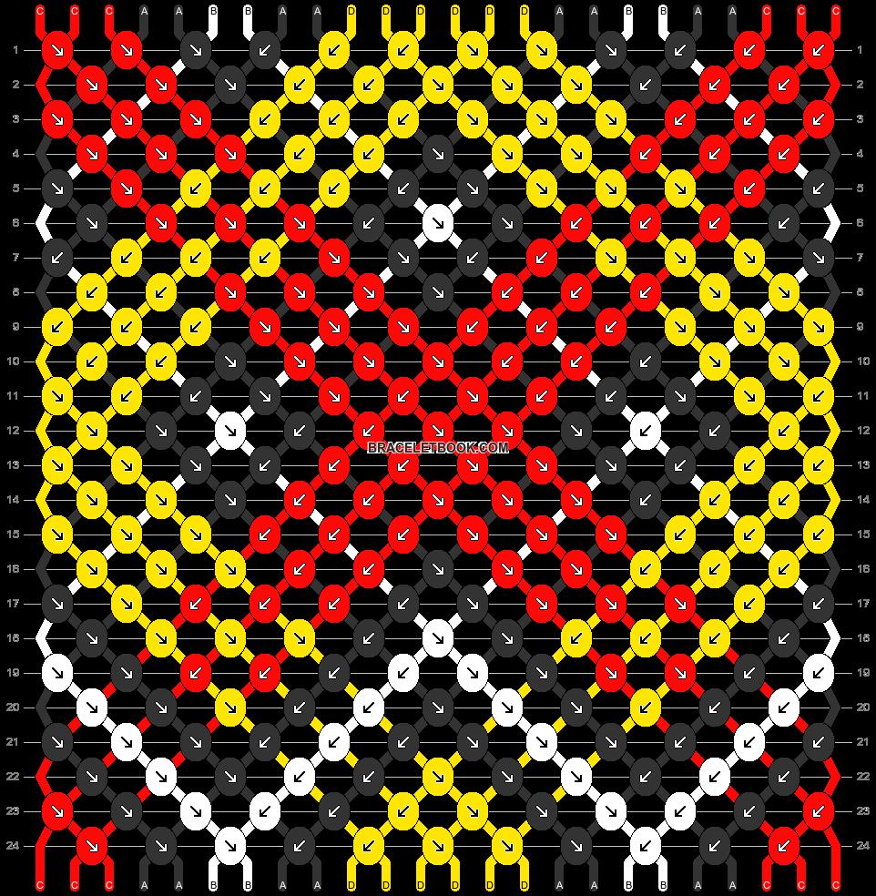 Normal pattern #59860 variation #106628 pattern
