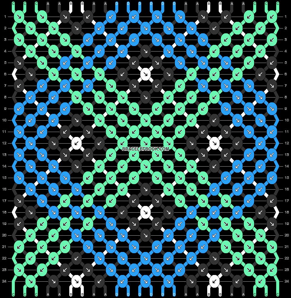 Normal pattern #59861 variation #106629 pattern