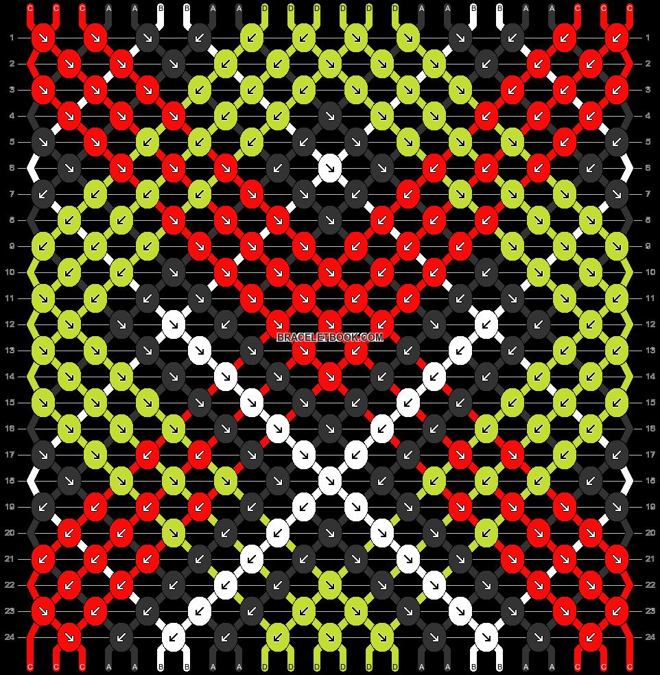 Normal pattern #59862 variation #106630 pattern