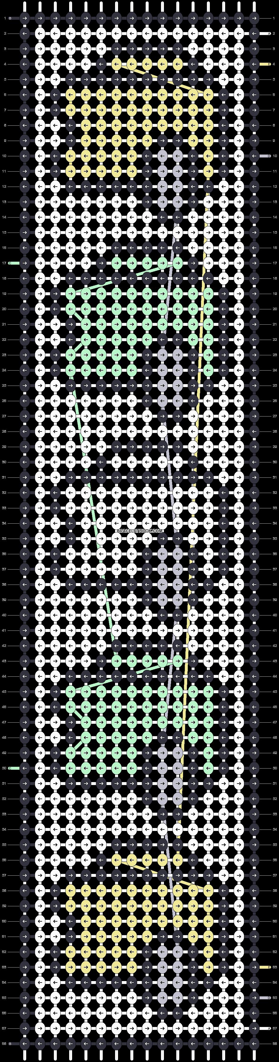 Alpha pattern #59887 variation #106727 pattern
