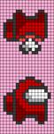Alpha pattern #59375 variation #106732