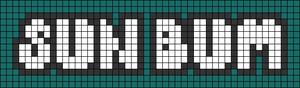 Alpha pattern #46952 variation #106755