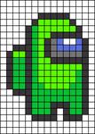 Alpha pattern #60029 variation #106838