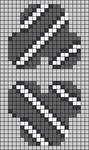 Alpha pattern #58607 variation #106852