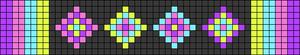 Alpha pattern #58227 variation #106878