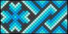 Normal pattern #32261 variation #106997