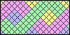 Normal pattern #844 variation #107005