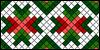 Normal pattern #23417 variation #107008