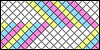 Normal pattern #2285 variation #107040