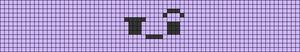 Alpha pattern #47079 variation #107061