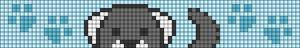 Alpha pattern #58523 variation #107125