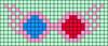 Alpha pattern #30753 variation #107138