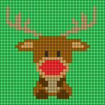 Alpha pattern #60260 variation #107239