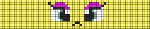 Alpha pattern #60223 variation #107264