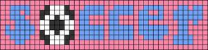 Alpha pattern #60090 variation #107281