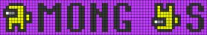 Alpha pattern #60264 variation #107287