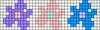Alpha pattern #35808 variation #107418