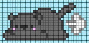 Alpha pattern #59960 variation #107425