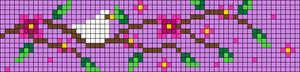 Alpha pattern #49856 variation #107485