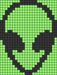 Alpha pattern #60314 variation #107504