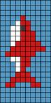 Alpha pattern #25299 variation #107510