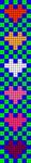 Alpha pattern #51844 variation #107512