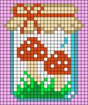 Alpha pattern #59867 variation #107537