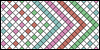 Normal pattern #25162 variation #107655
