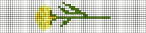 Alpha pattern #48459 variation #107676
