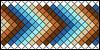 Normal pattern #2105 variation #107685