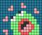 Alpha pattern #53407 variation #107777