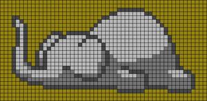 Alpha pattern #59258 variation #107928