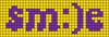 Alpha pattern #60503 variation #108016