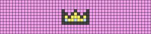 Alpha pattern #60585 variation #108052