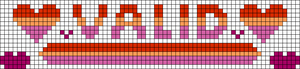 Alpha pattern #59932 variation #108174