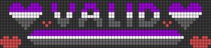 Alpha pattern #59932 variation #108194