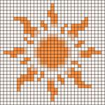 Alpha pattern #50283 variation #108243