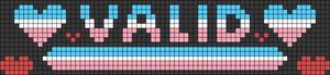 Alpha pattern #59932 variation #108322