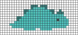 Alpha pattern #60668 variation #108378