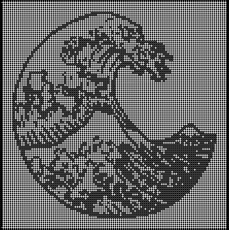 Alpha pattern #43504 variation #108429 pattern